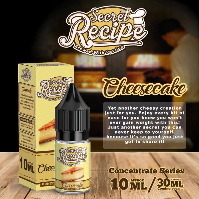Cheesecake 10ML - Secret Recipe