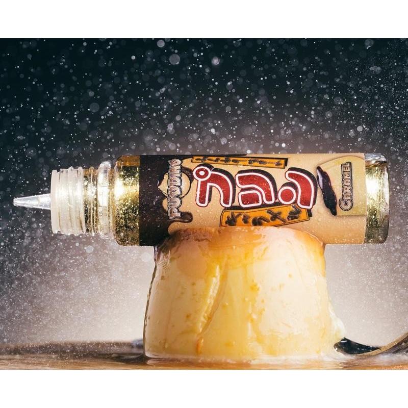 Pudding Caramel 50ML - Snaku