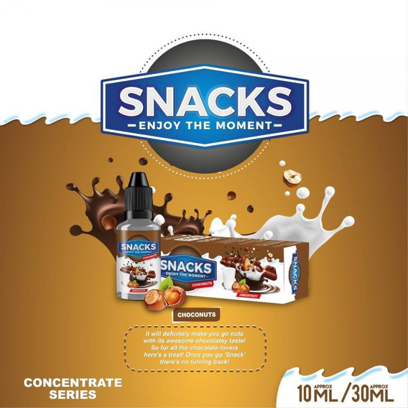 Choconuts 10ML - Snacks