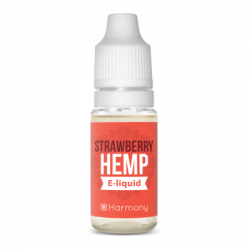 Strawberry Hemp CBD - Harmony