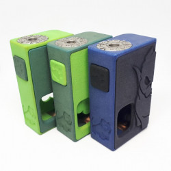 Steam Bully Squonker Cold Color Edition