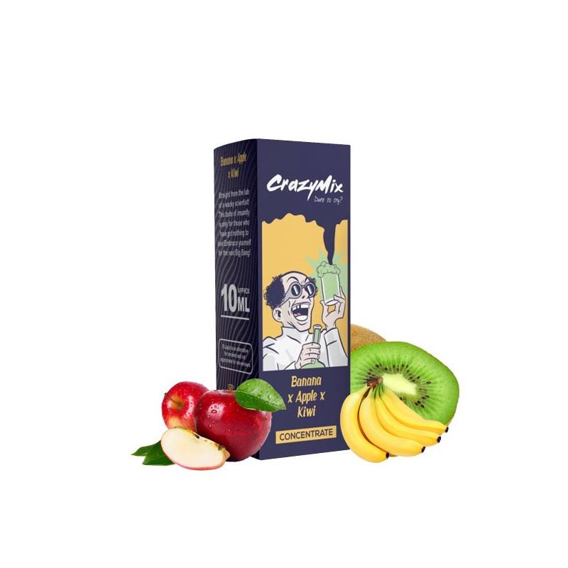 Banana Apple Kiwi 10ML - CrazyMix