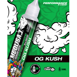 OG Kush 50ML PERFORMANCE - Medusa