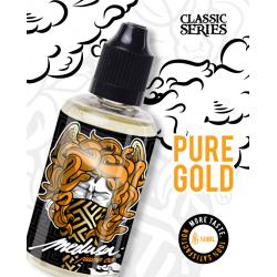 Pure Gold 50ML  boosté arôme - Medusa