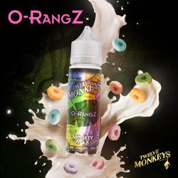 Orangz 50ML - Twelve Monkeys VAPOR Co.