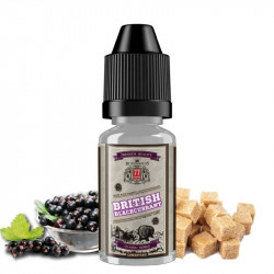 British BlackCurrant Premix Concentre - 77 Flavor