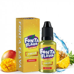 Pinego Concentré 30ML - Fonta Flava