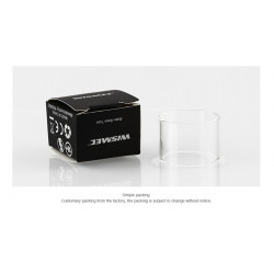 Elabo Remplacement Glass Tube 4.9ML - Wismec