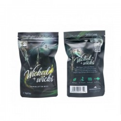 Wicked Wicks Cotton - Bombertech