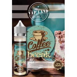 Coffee Break 50ML - Vap'Land