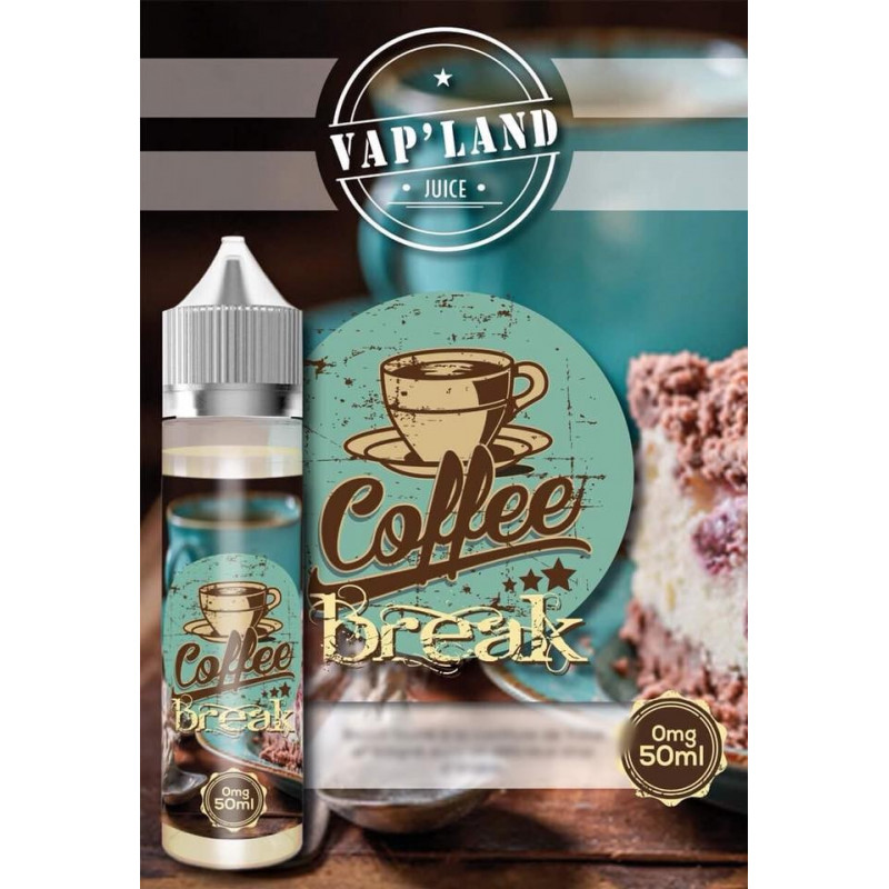 Coffee Break 50ML - Vap'Land