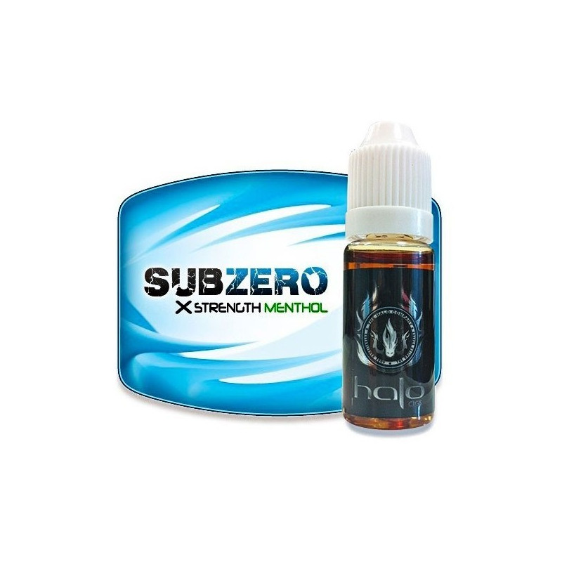 Subzero 3x10ml - Halo