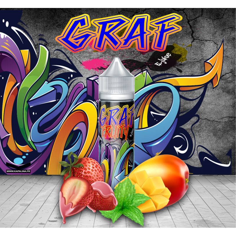 Fruity 50ML - Graf E-juice