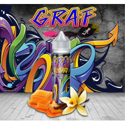 Custard 50ML - Graf E-juice