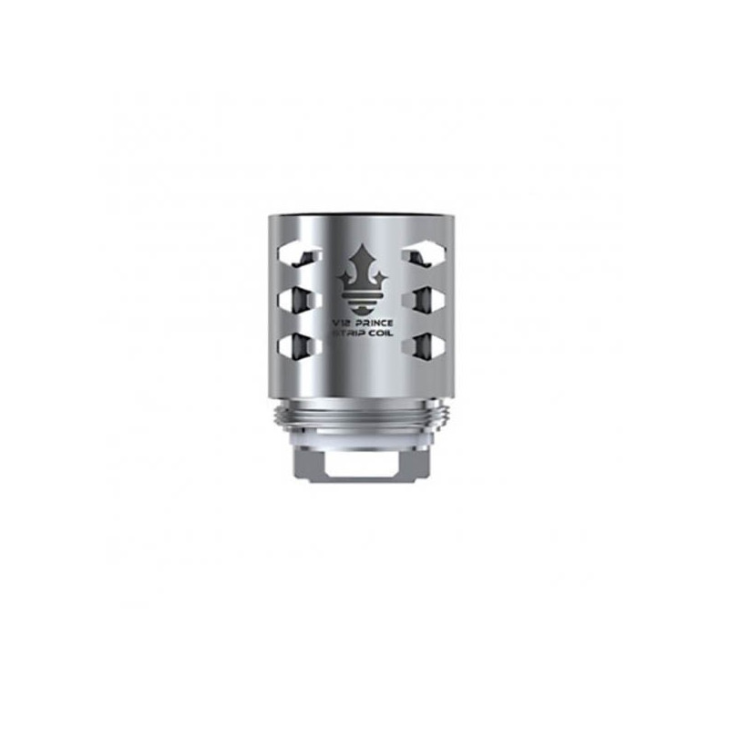 Résistances TFV12 Prince Strip par 3 - Smoktech