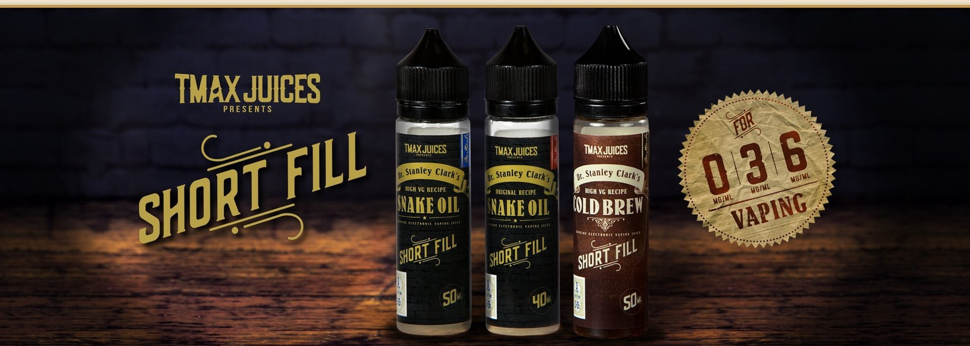 Snake Oil by Tmax Juices