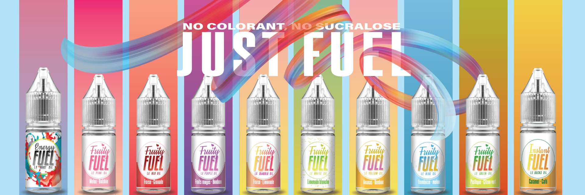 Fruity fuel - Just Fuel 10ml
